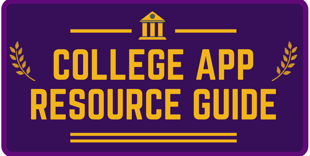 College App Resource Guide