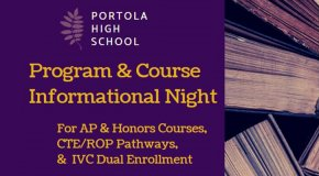Program and Course Info Night image