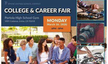 College and Career Fair Image