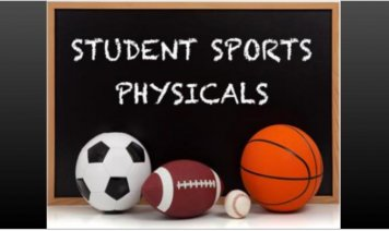 Sports Physical Image