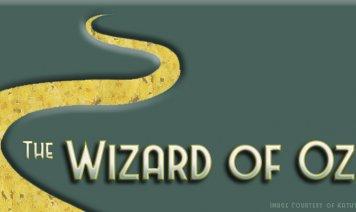 Wizard of Oz Brick Road