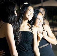 Girls at Forthcoming