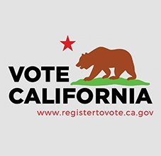 vote california logo