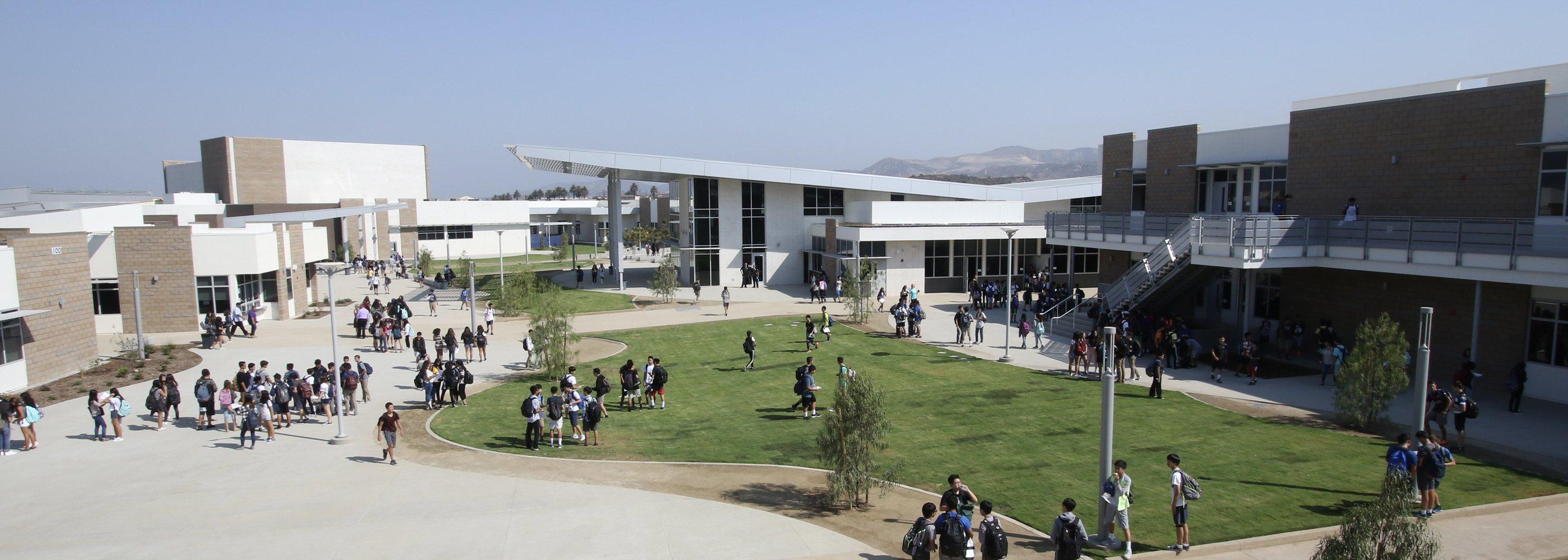 PHS Campus photo