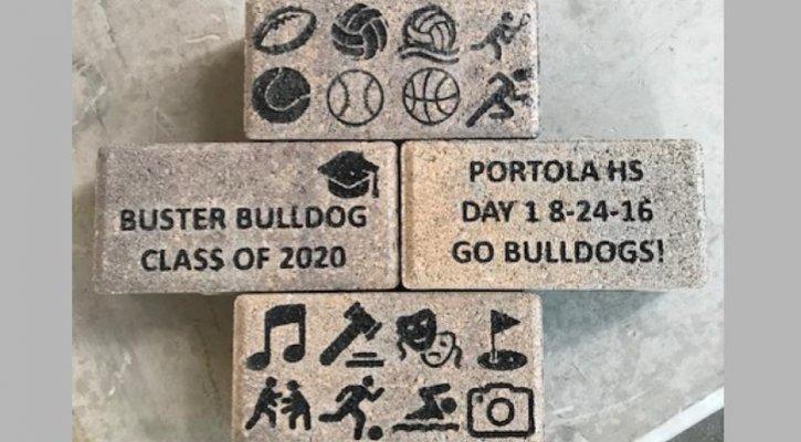 phs legacy brick